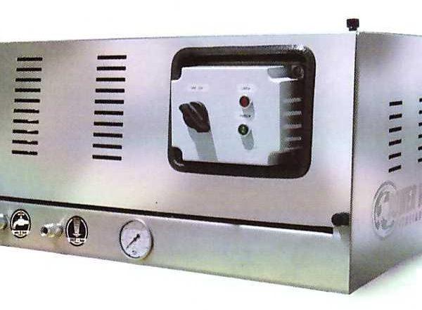 Modulo INOX alta pressione ad acqua calda